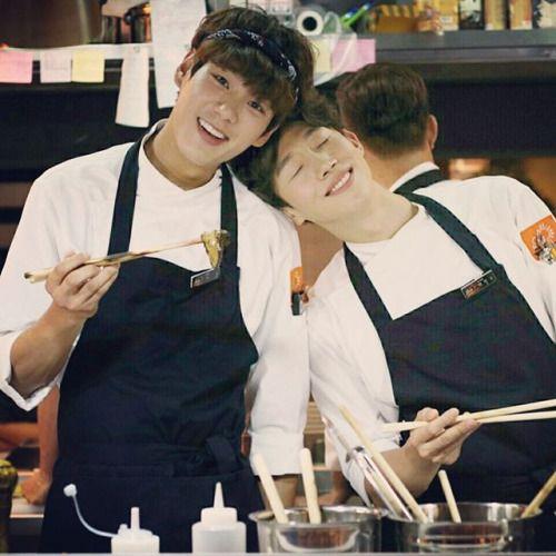 Kwak Si Yang and Kang Ki Young in Oh My Ghostess | My