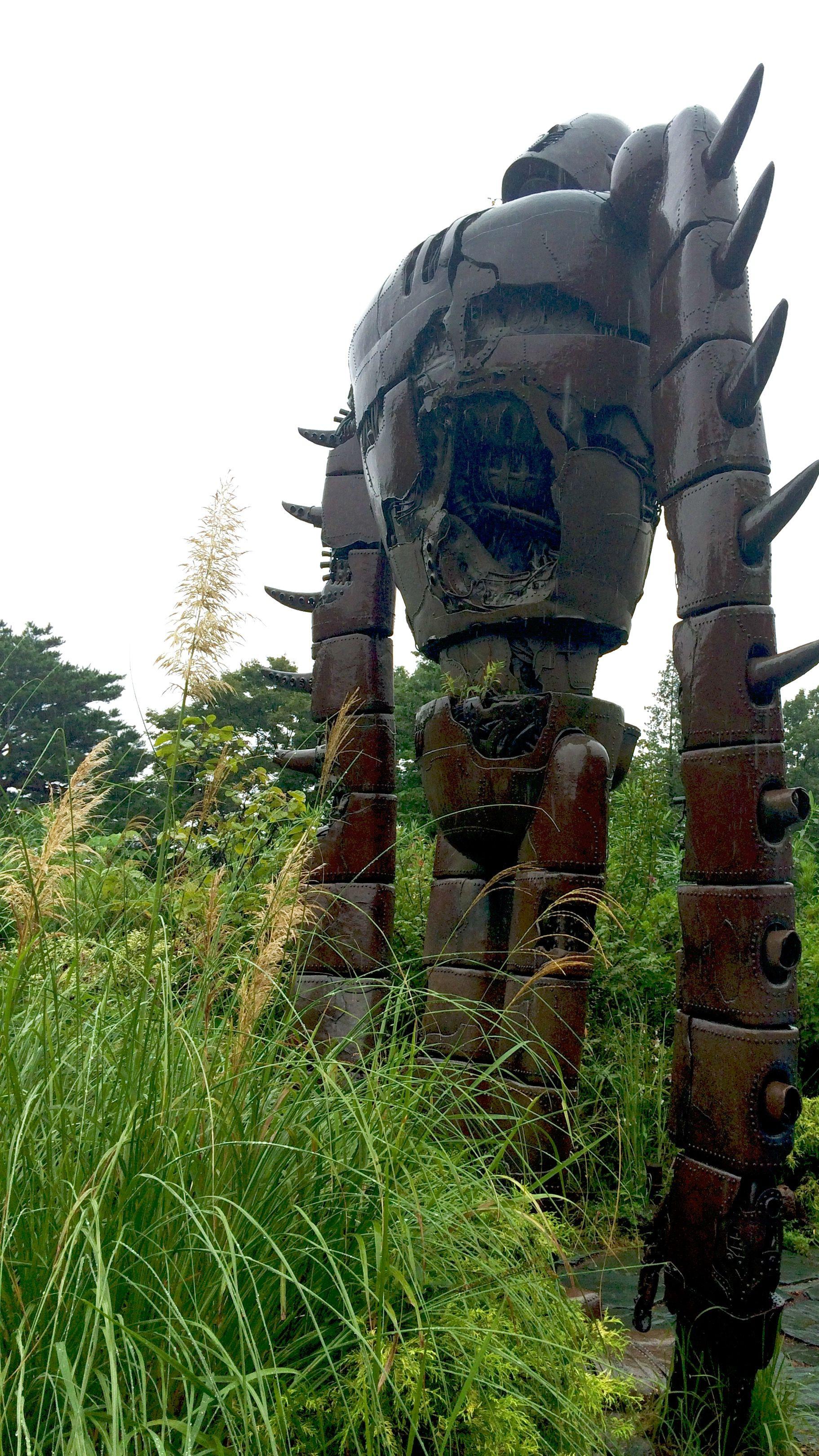 三鷹の森ジブリ美術館 Ghibli Museum