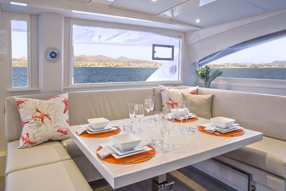 Leopard 50 catamaran sailboat rental nassau