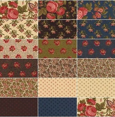 Love Letters Honey Bun By Laundry Basket Quilts For Moda Fabrics