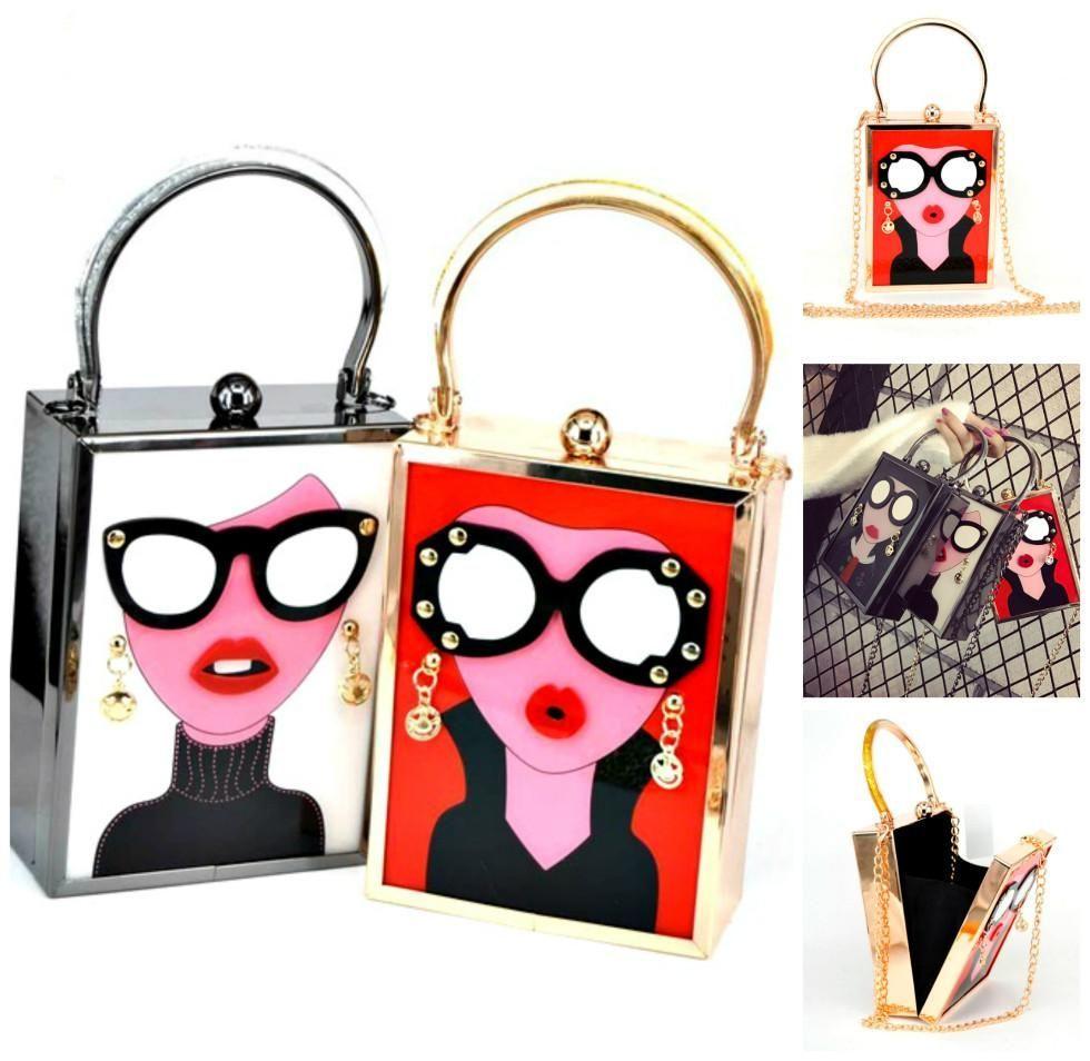 Face First Couture Artisan Handbag  fd29b293a4a87