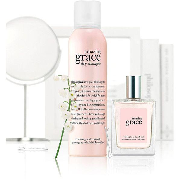 Philosophy Amazing Grace Dry Shampoo 4 3oz New Philosophy Amazing Grace Dry Shampoo Green Hair Care