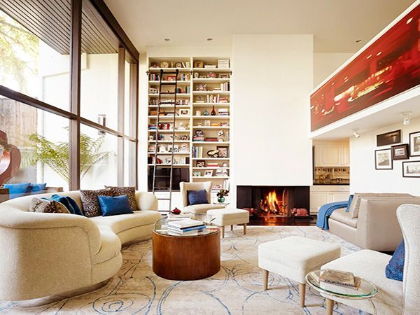 Ideas And Tips For Square Living Rooms