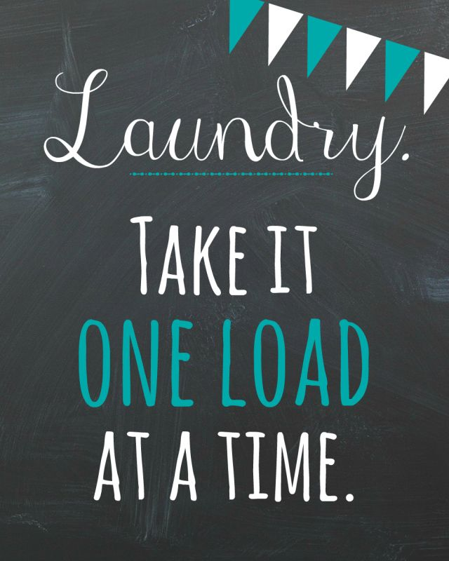 Printable Round Up Happily Ever After Etc Laundry Room Quotes Laundry Room Laundry Shop