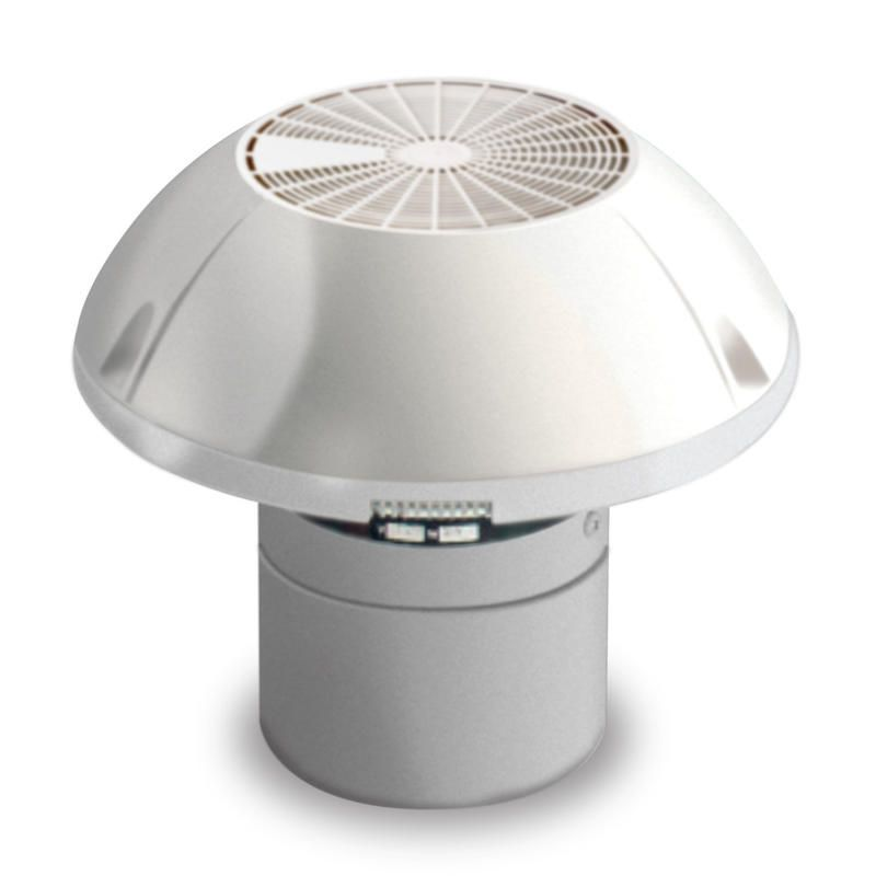 This Powerful Motorized Roof Ventilator With Two Speed Fan Provides Ventilation Even When Its Motor Is Switched Off Roof Ventilator Roof Roof Vents