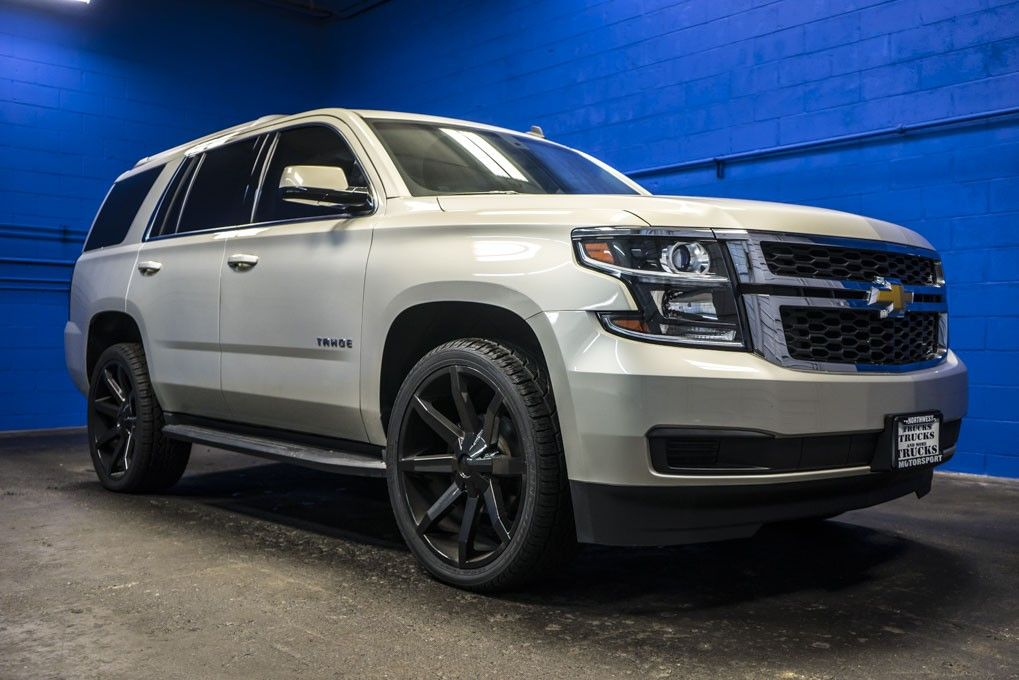 Used 2015 Chevrolet Tahoe 1500 Ls 4x4 Suv For Sale 24662