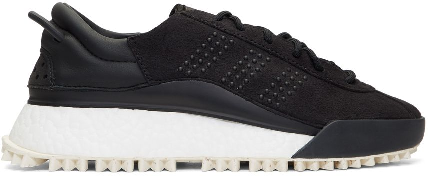 sugerir Negar Bermad  adidas Originals by Alexander Wang - Black AW Hike Lo Boost Sneakers |  Adidas originals, Sneakers, Leather sneakers