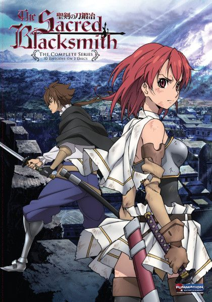 Sacred Blacksmith Tv Ma One Of My Favorites The