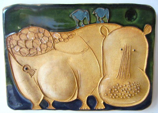 Bertil Vallien Ceramics