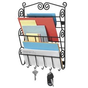 I Want Letter Holder Mail And Key Holder Mail Organizer
