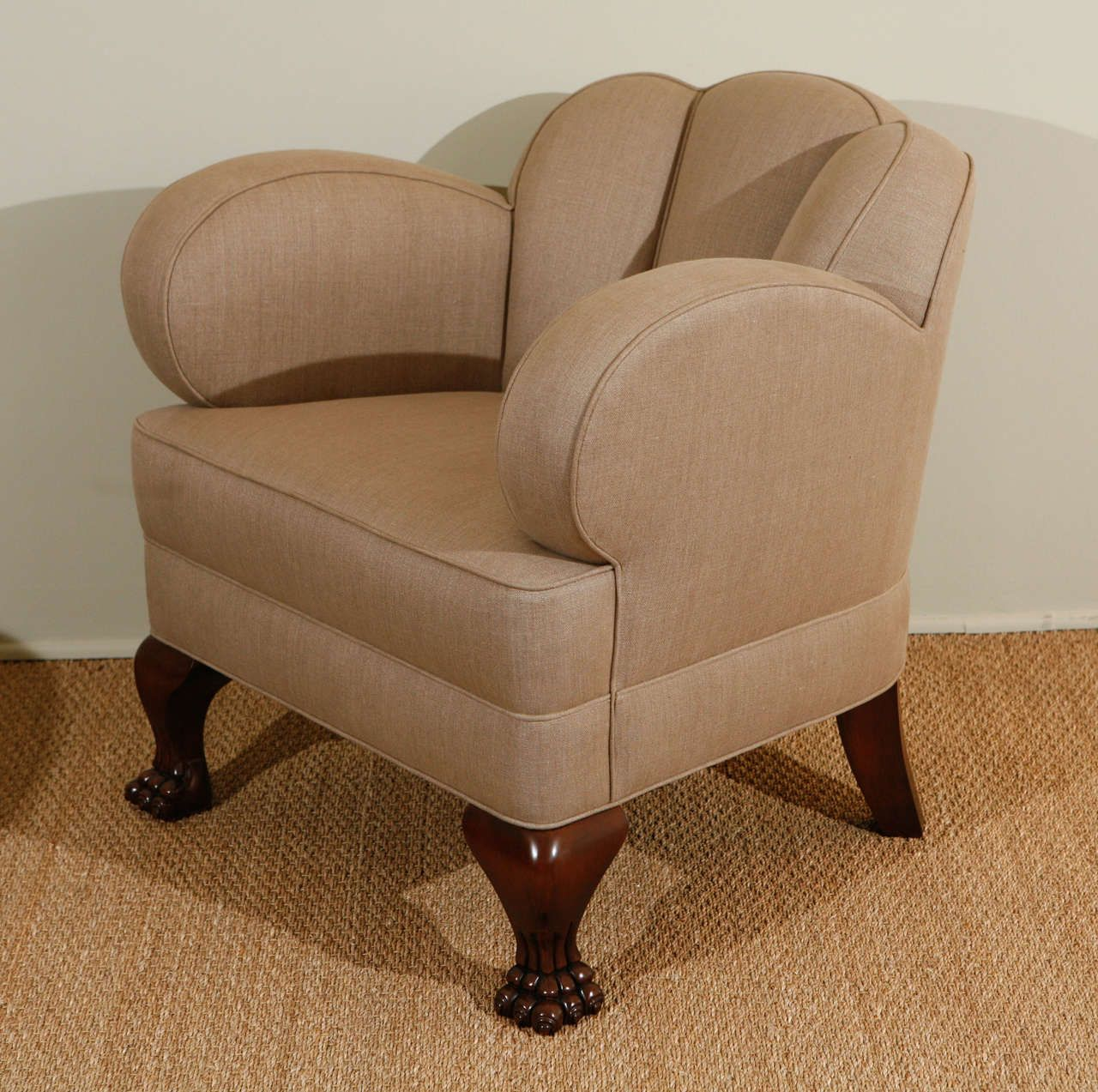 Superb Bear Claw Chair | From A Unique Collection Of Antique And Modern Club Chairs  At Https