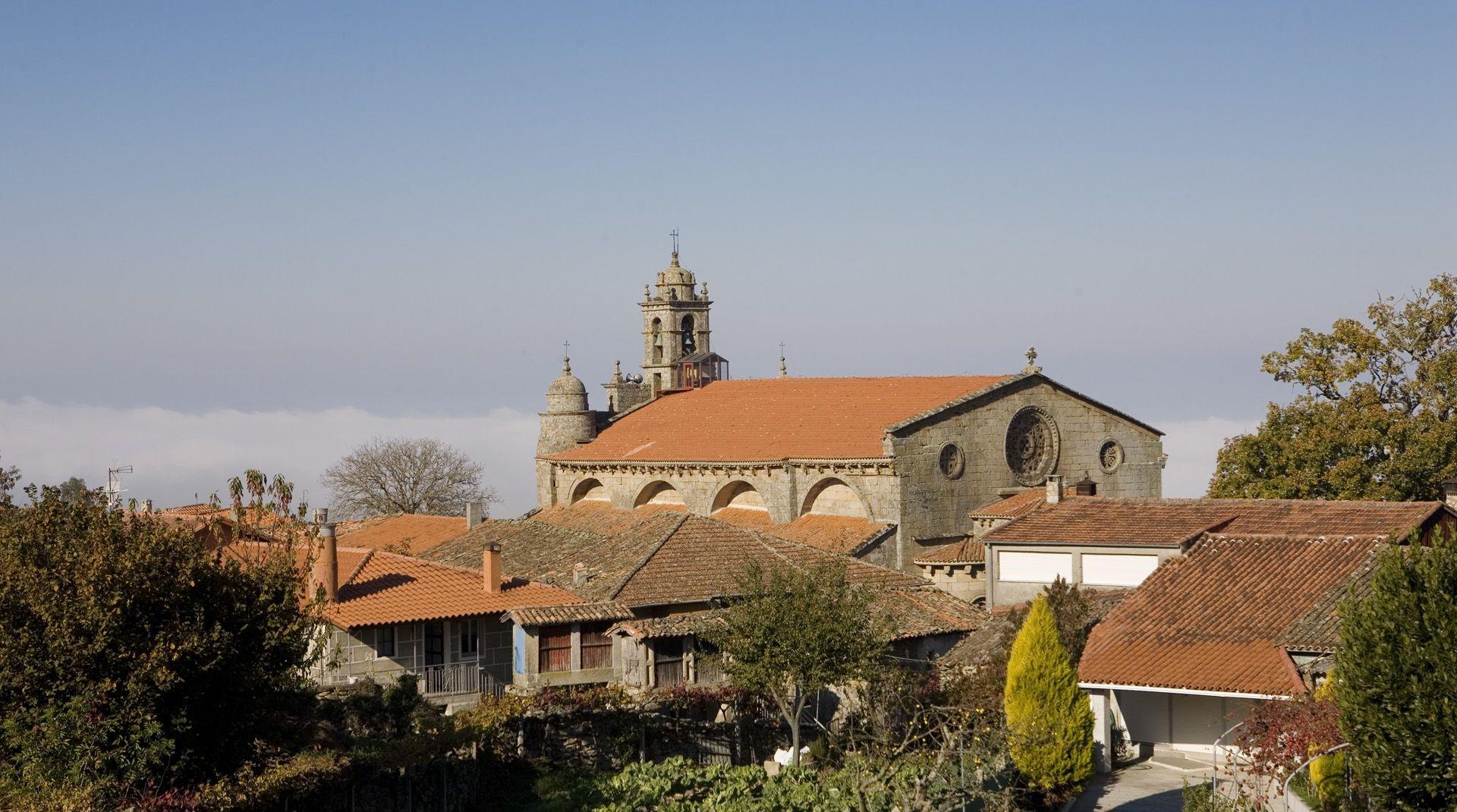 O Misterio De Santa Mariña De Augas Santas Turismo De Galicia Santa Marina Vías Camino De Santiago