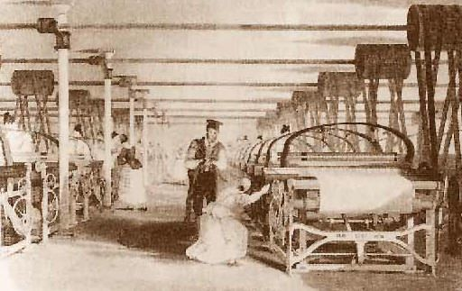 The 19th century industrial revolution