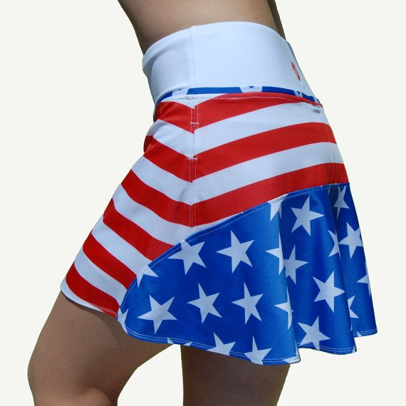 New 4th of July Shorts Wonder Woman Fitness Running Gym Sports
