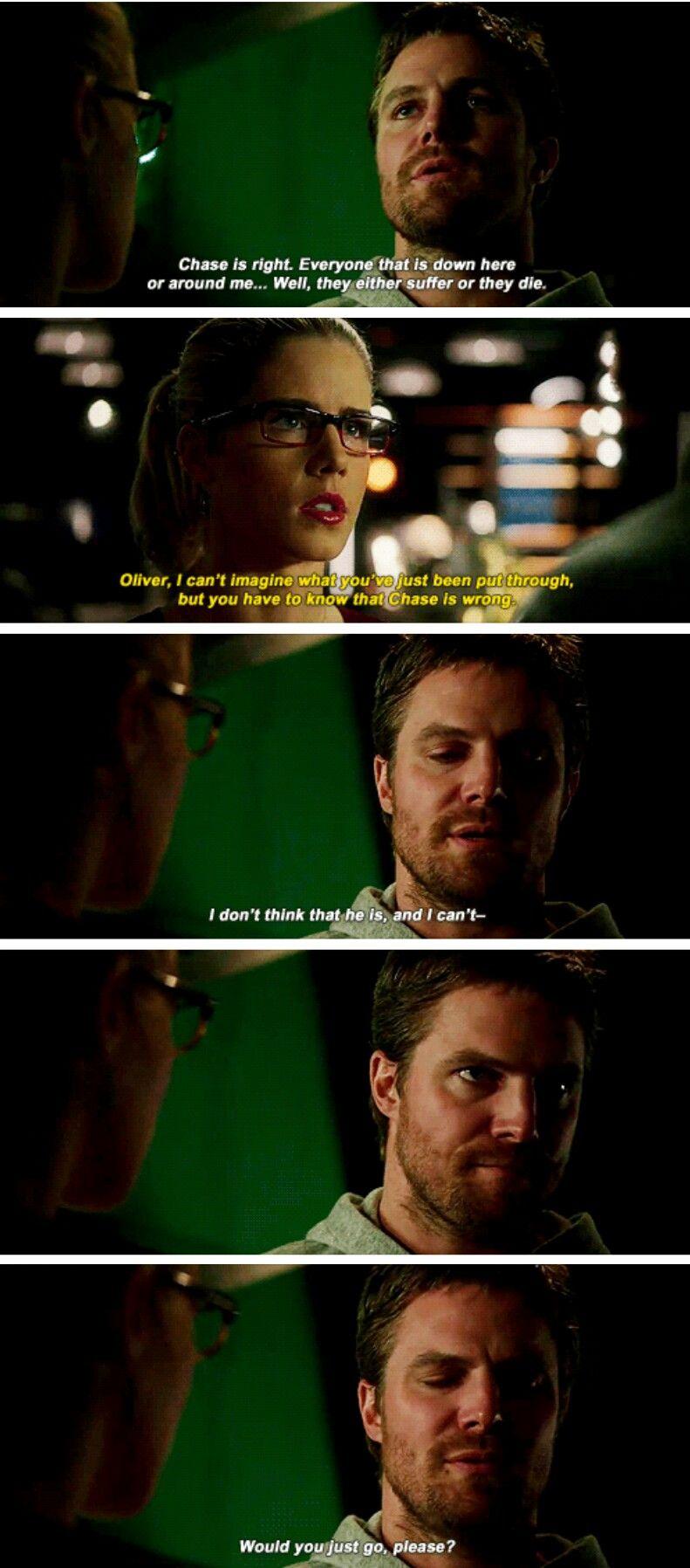#Arrow #Season5 #5x18 #Olicity - SneakPeek