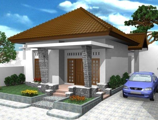 Desain Rumah Klasik Modern 1 Lantai Yang Tak Membosankan – Rumah Yang Menggunakan Tipe Klasik Memi… | Modern Minimalist House, Minimalist House Design, House Design