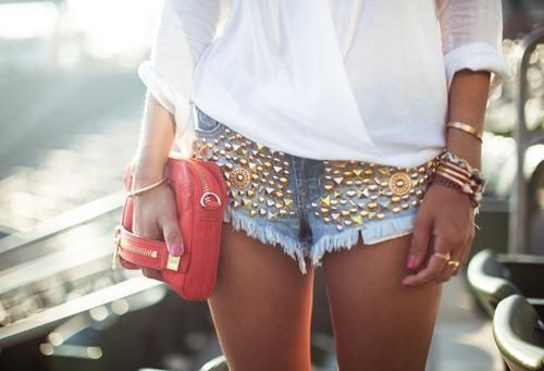 Shorts. Love these.