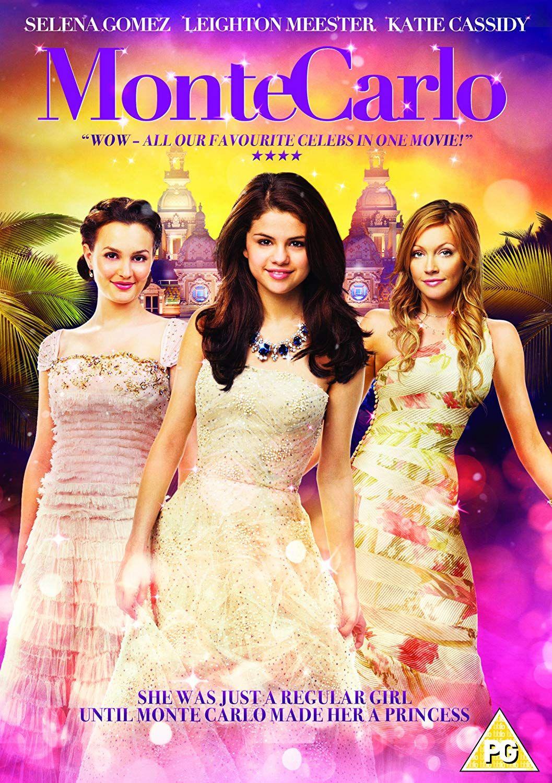 Monte Carlo Edizione Regno Unito Reino Unido Dvd Edizione Regno Monte Carlo Peliculas Divertidas Pelicula Disney Channel Peliculas Viejas De Disney
