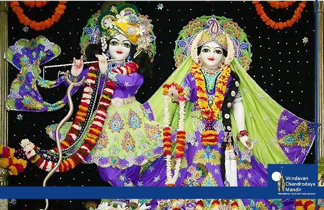 Today's Darshan (August 22) - Seek blessings from #LordKrishna! See more: http://bit.ly/darshan-aug22