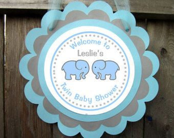 Baby Shower Images For Twins ~ Image result for elephant twins baby shower twins baby shower