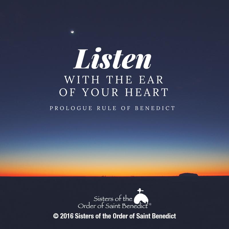Rule Of St Benedict, St Benedict