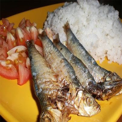 Pinoy s favorite rainy day special comfort food that for Dry fish recipe