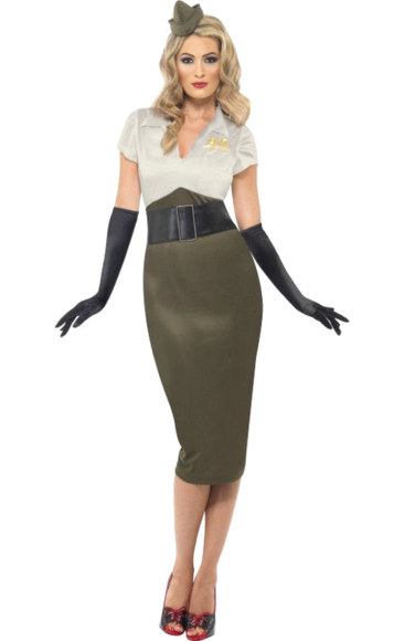 Pin On 1940s Fancy Dress Party