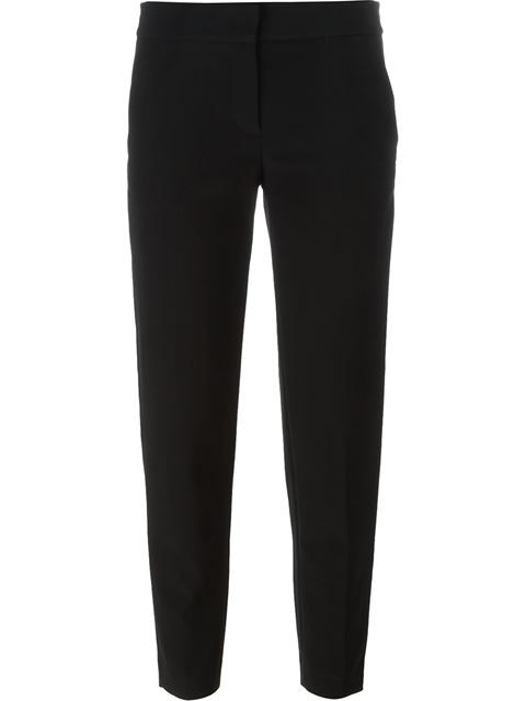 DKNY Cigarette Trousers. #dkny #cloth #trousers