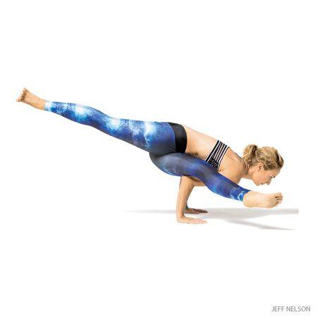 pose dedicated to the sage koundinya i  yoga poses