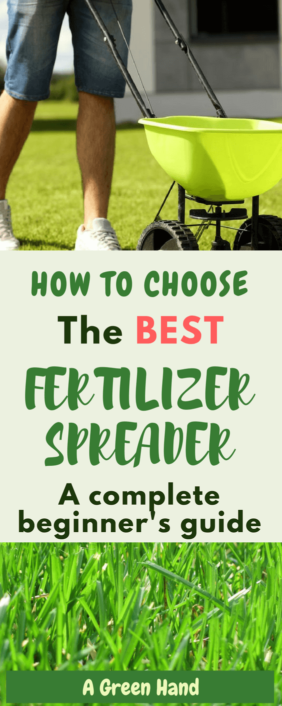 The Best Fertilizer Spreader For Your Lawn This 2020 ...