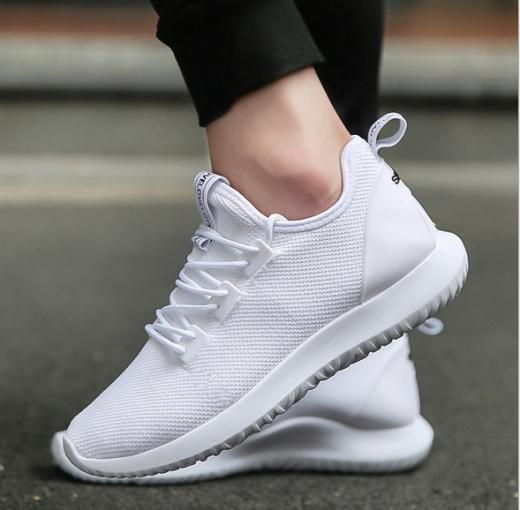 61f50c8c9d29 New Men s Sports Shoes Breathable Athletic Sneakers Running Casual Fashion  Medium (d M) Canvas