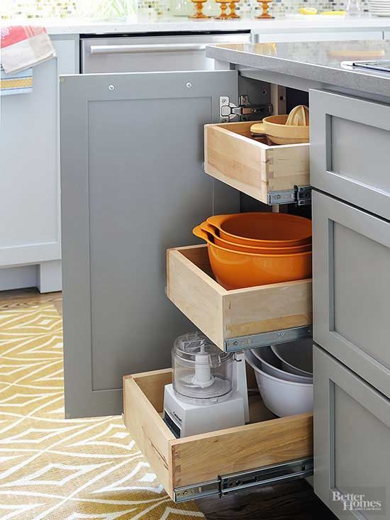 How to Install Soft-Close Drawer Slides