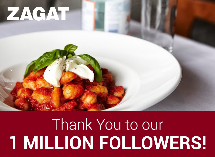 We've hit 1 million followers! Thank you for joining us along the way.