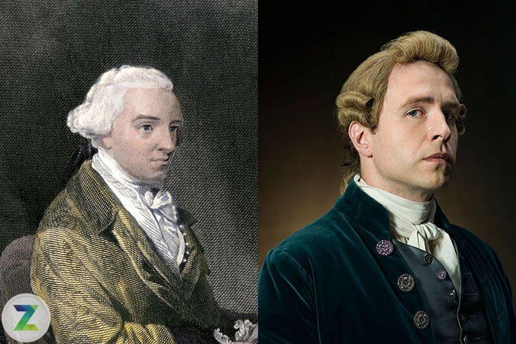 Zap2it First: 'Sons of Liberty' cast photos recreate George Washington, John Adams portraits