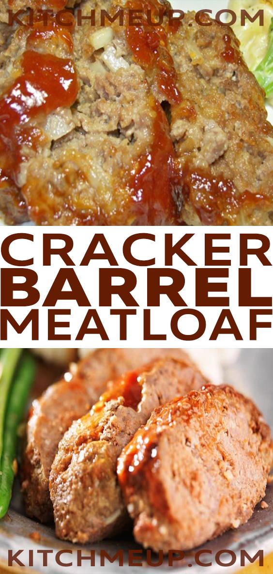cracker barrel meatloaf keto