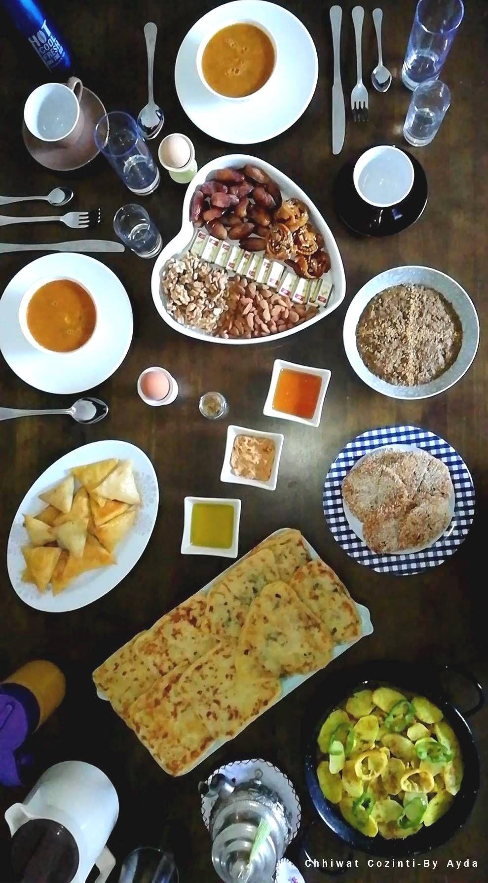 Pin On Chhiwat Ramadan شهيوات رمضان و العيد 2019