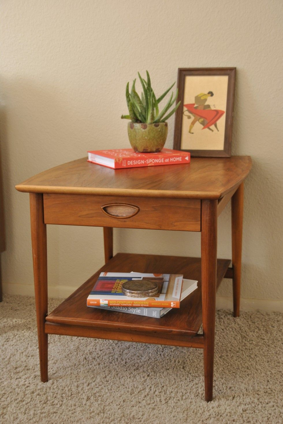 Drexel Heritage Mid Century Table In 2019 Coffee