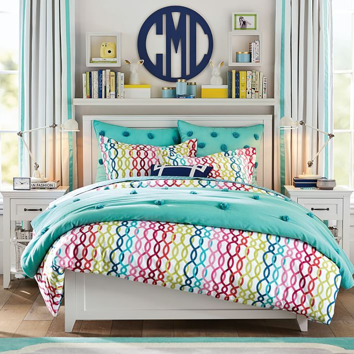 Palm Beach Duvet Cover Sham Bedroom Ideas Girls