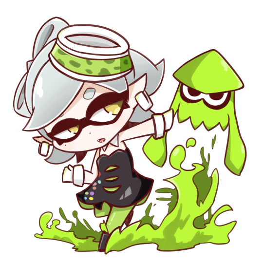 Marie | Splatoon