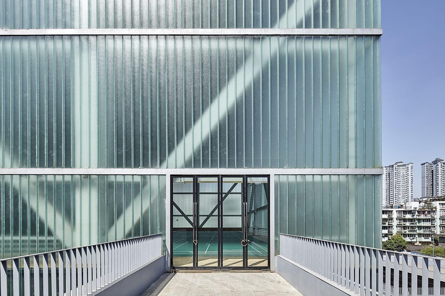 San Wayao Community Sports Center / CSADR