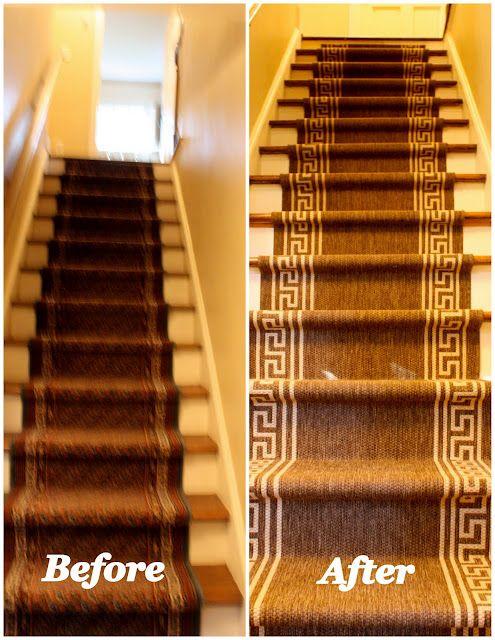 Pink To Green Running Through My Mind Stair Runner Greek | Stair Tread Rugs Lowes | Mat | Stair Stringers | Outdoor Stair | Bullnose Carpet | Sisal Stair