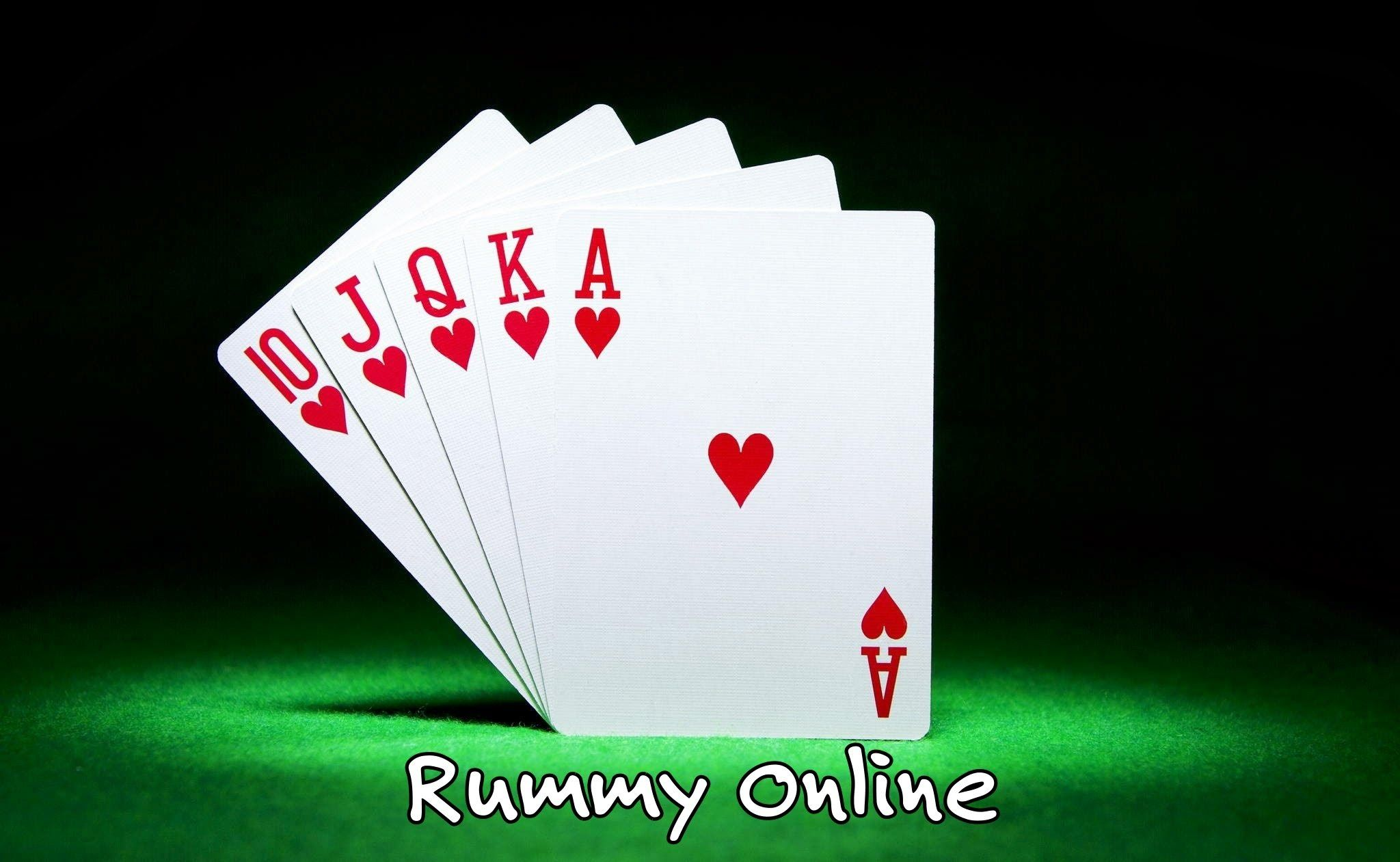 50++ Online rummy games for real cash information
