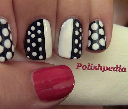 #NailArt Bloggers we love: Polsh Pedia. #SelfMagazine