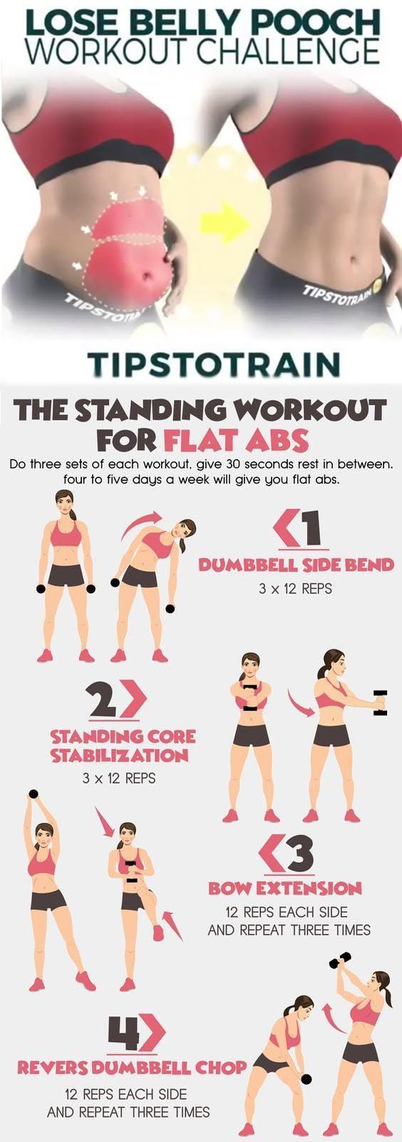 Lose Belly Pooch Workout Challenge,  belly challenge pooch workout is part of Belly pooch workout -