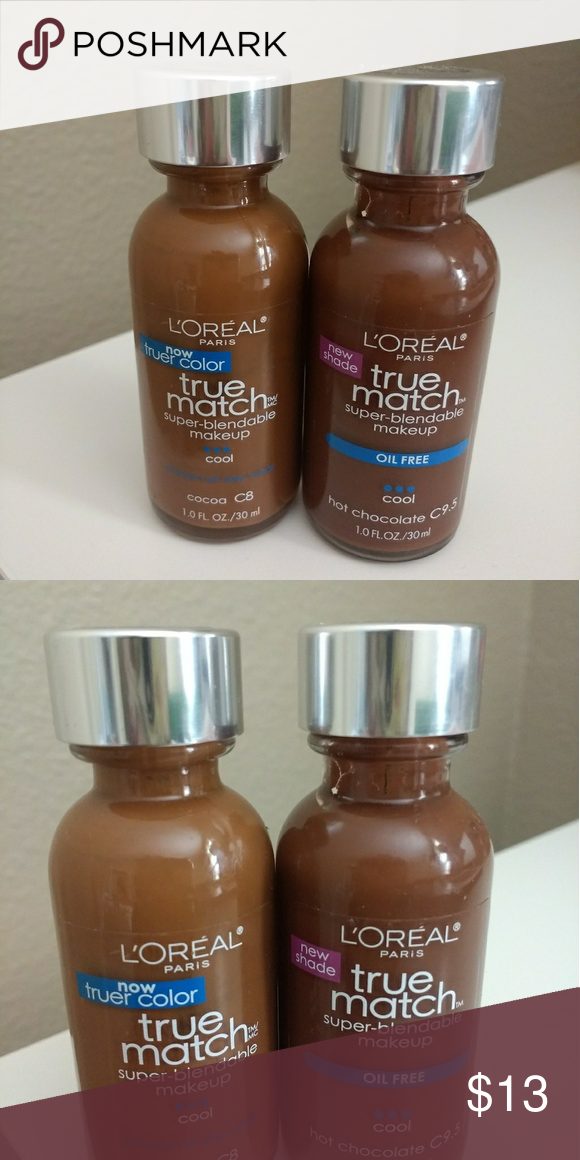 L Oreal True Match Foundation Two New L Oreal True Match Foundations Shades C8 And C9 5 True Match Foundation Loreal True Match Foundation Loreal True Match