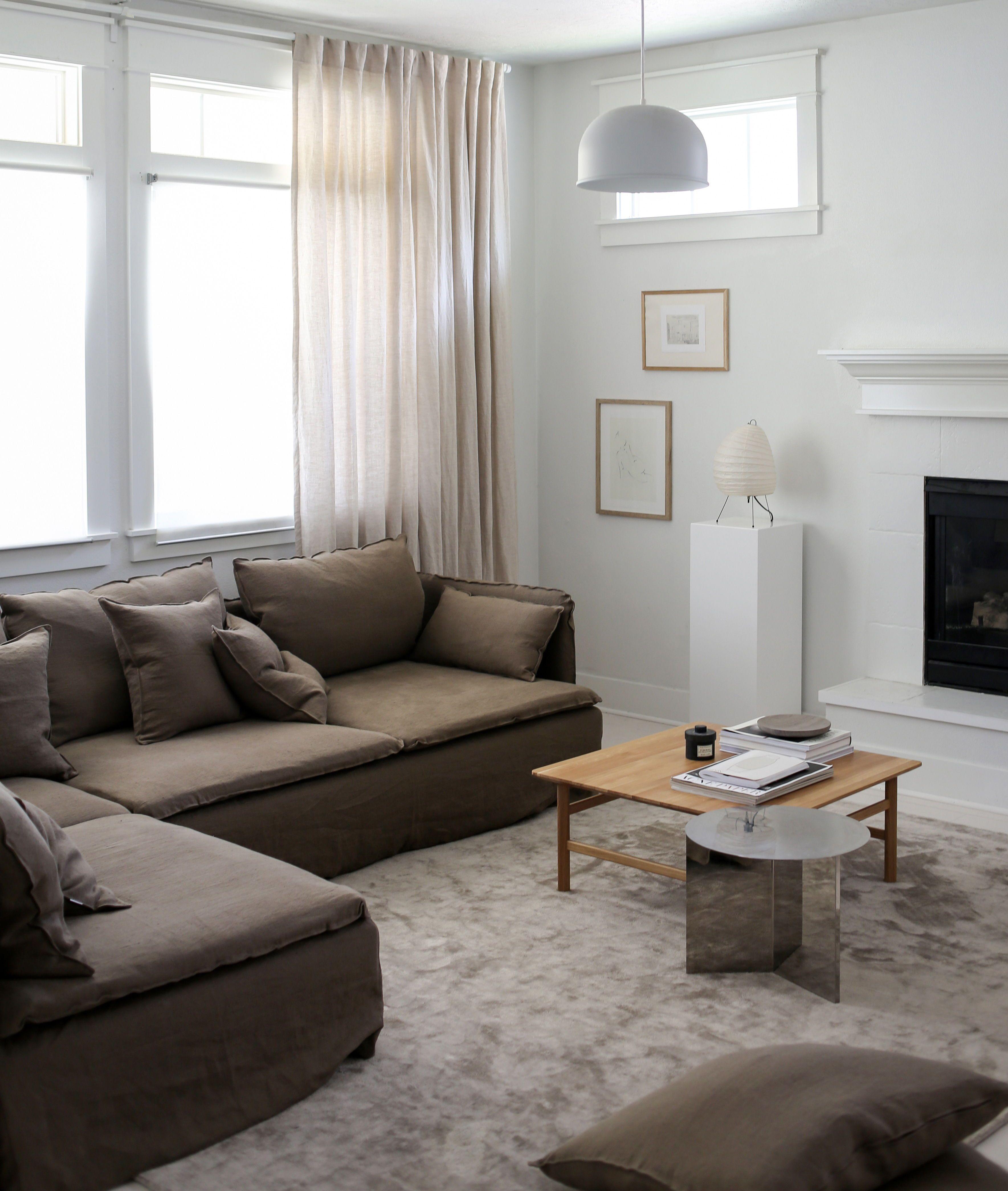 10 Stunning Scandinavian Inspired Living Room