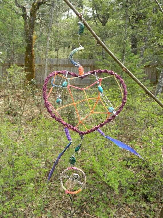 heart dream catcher (love this one)