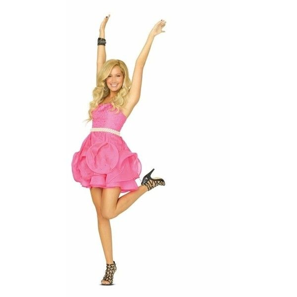 Dress like Sharpay Evans <3