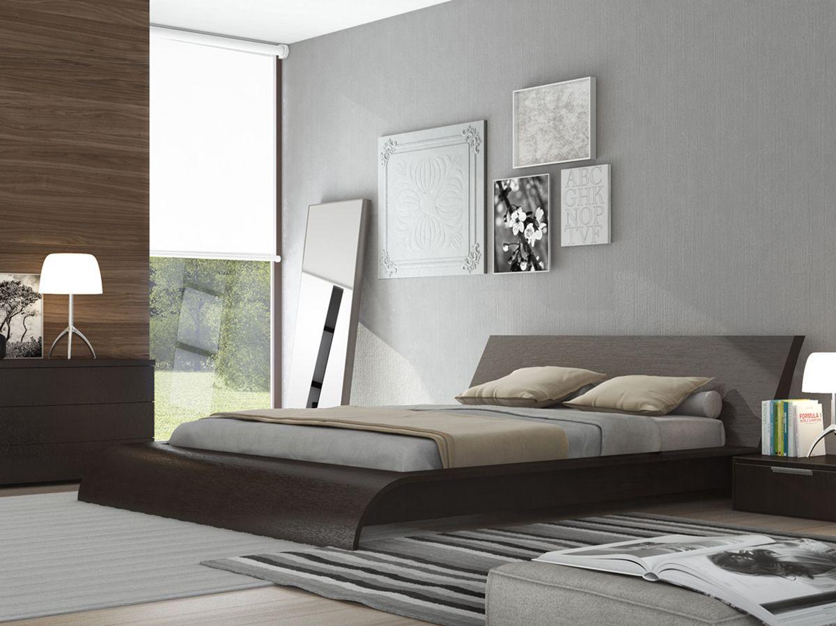 Stickley S Modern Sleigh Bed Bedroom Furnishings Stickley