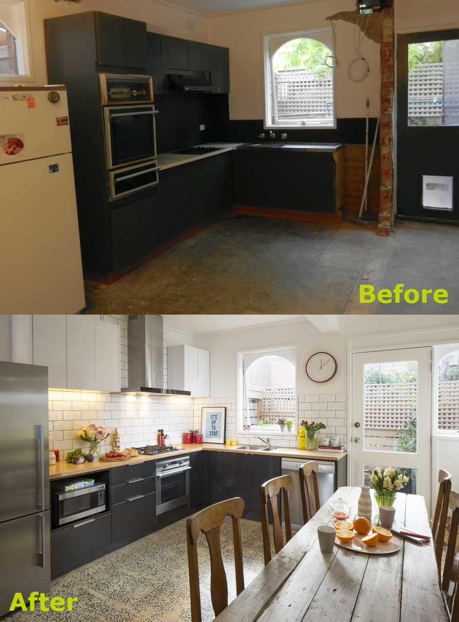 check out this incredible kaboodle kitchen transformation kaboodle kitchen with images on kaboodle kitchen bunnings drawers id=64695